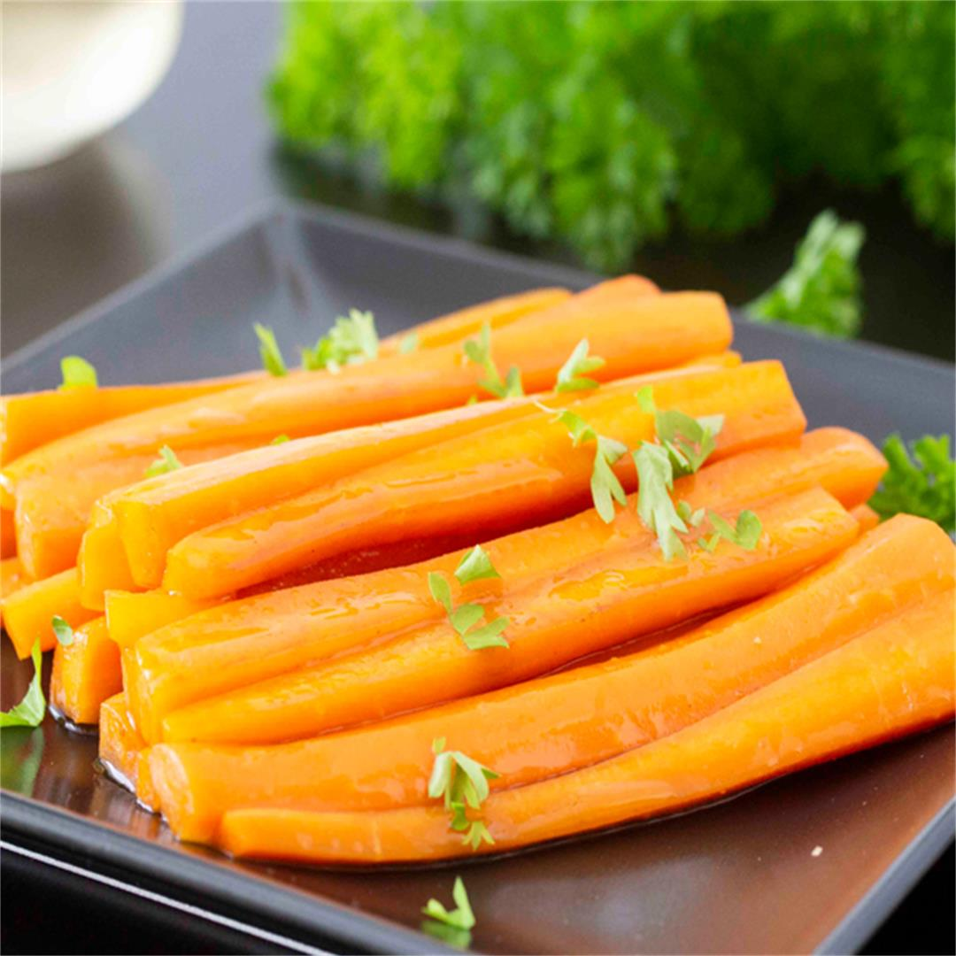 Carrots with Marsala (Carote al Marsala)