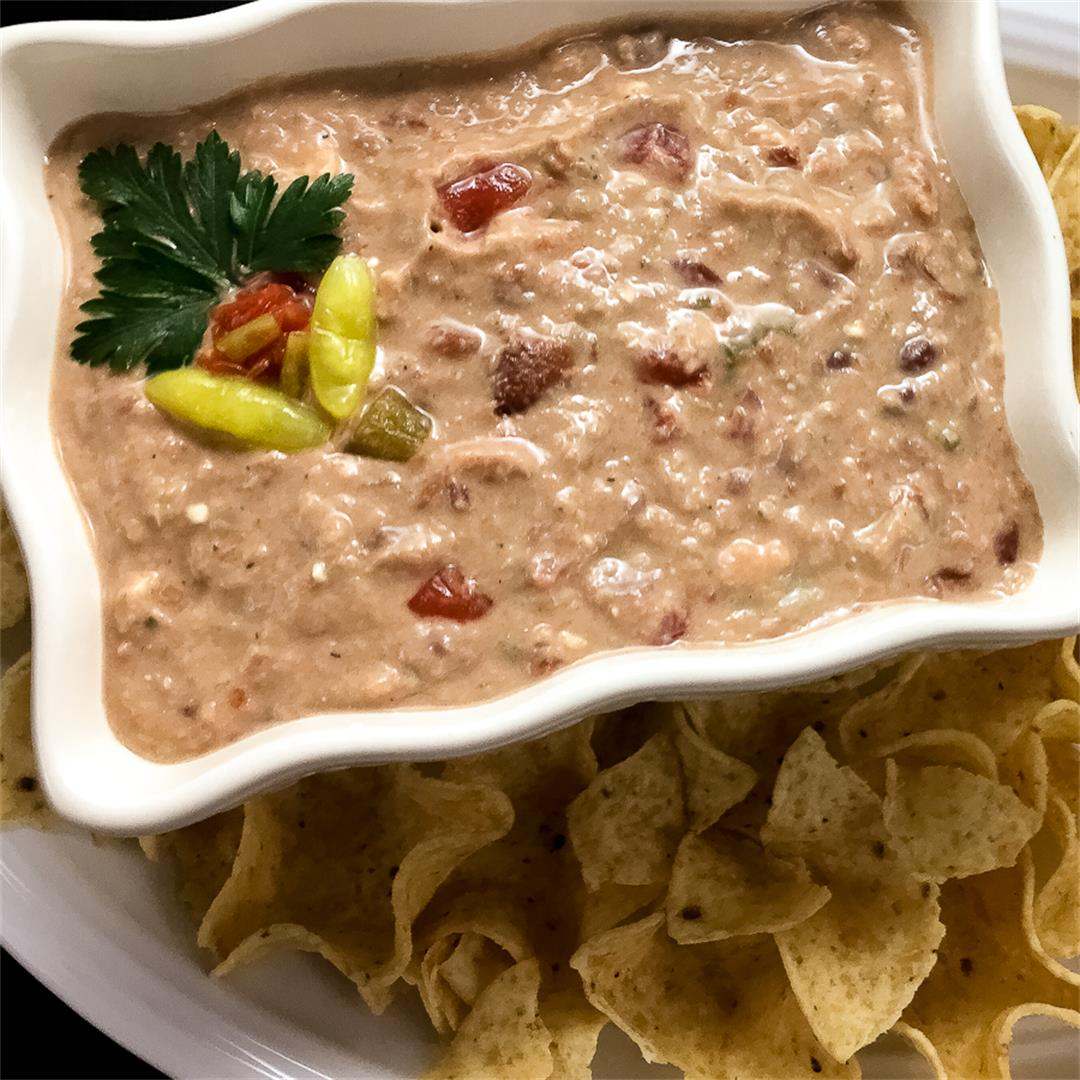 Creole Red and White Bean Dip