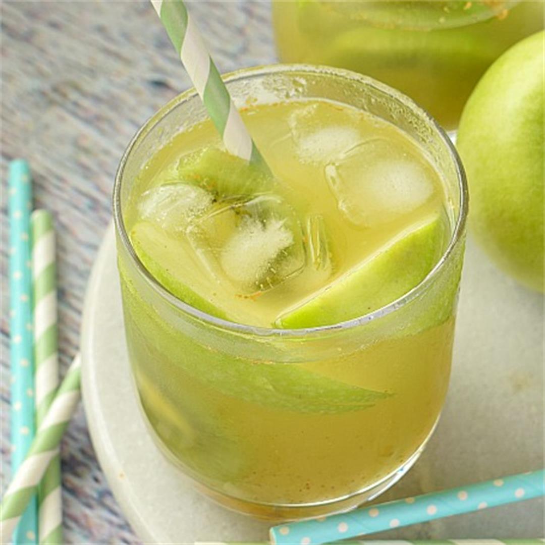 Kiwi Apple Lemonade