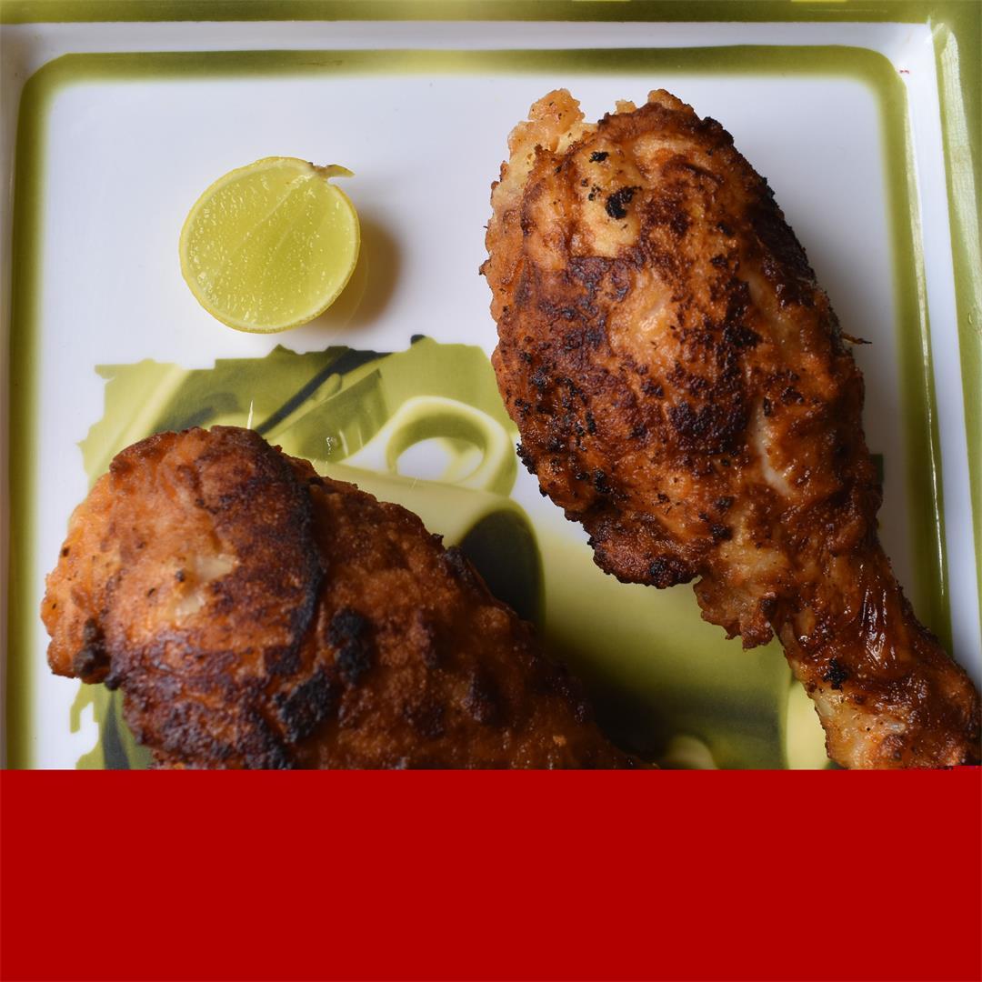 Columbian Fried chicken - Pollo Frito