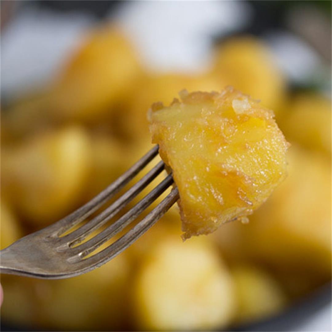 Caramelized Potatoes – Side Dish – Icelandic Recipes