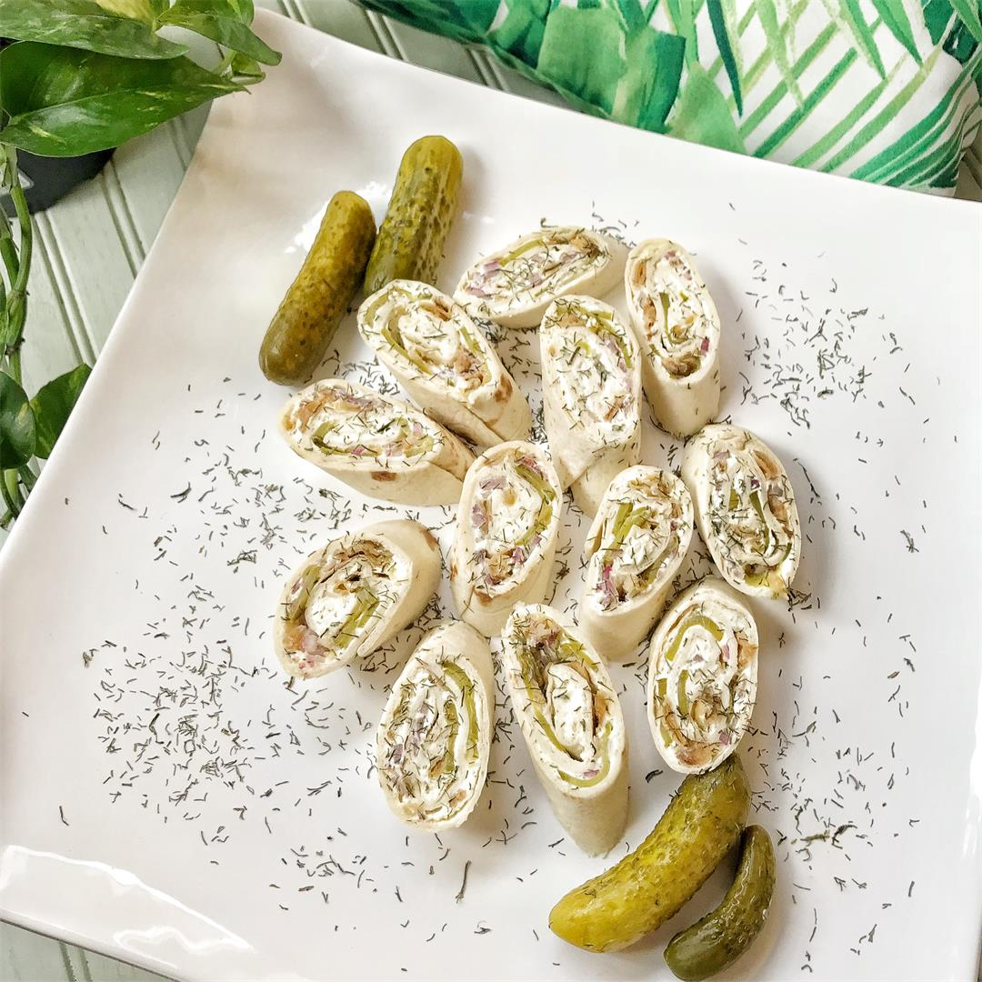 Pickle Pinwheels