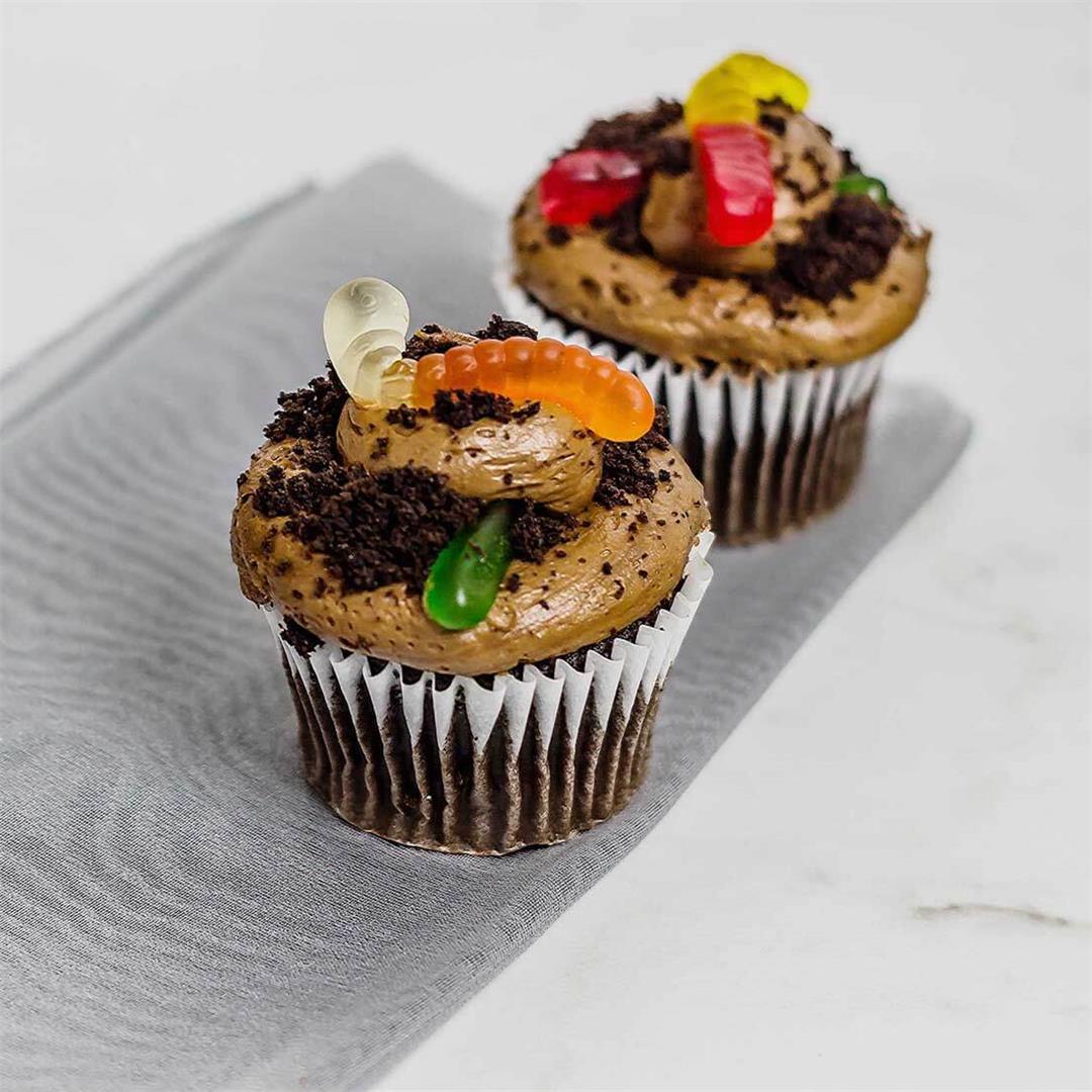 Dirt Cupcake
