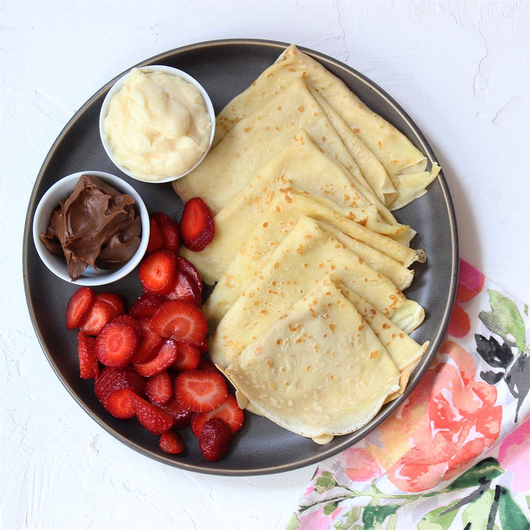 Everyday Easy Crepes
