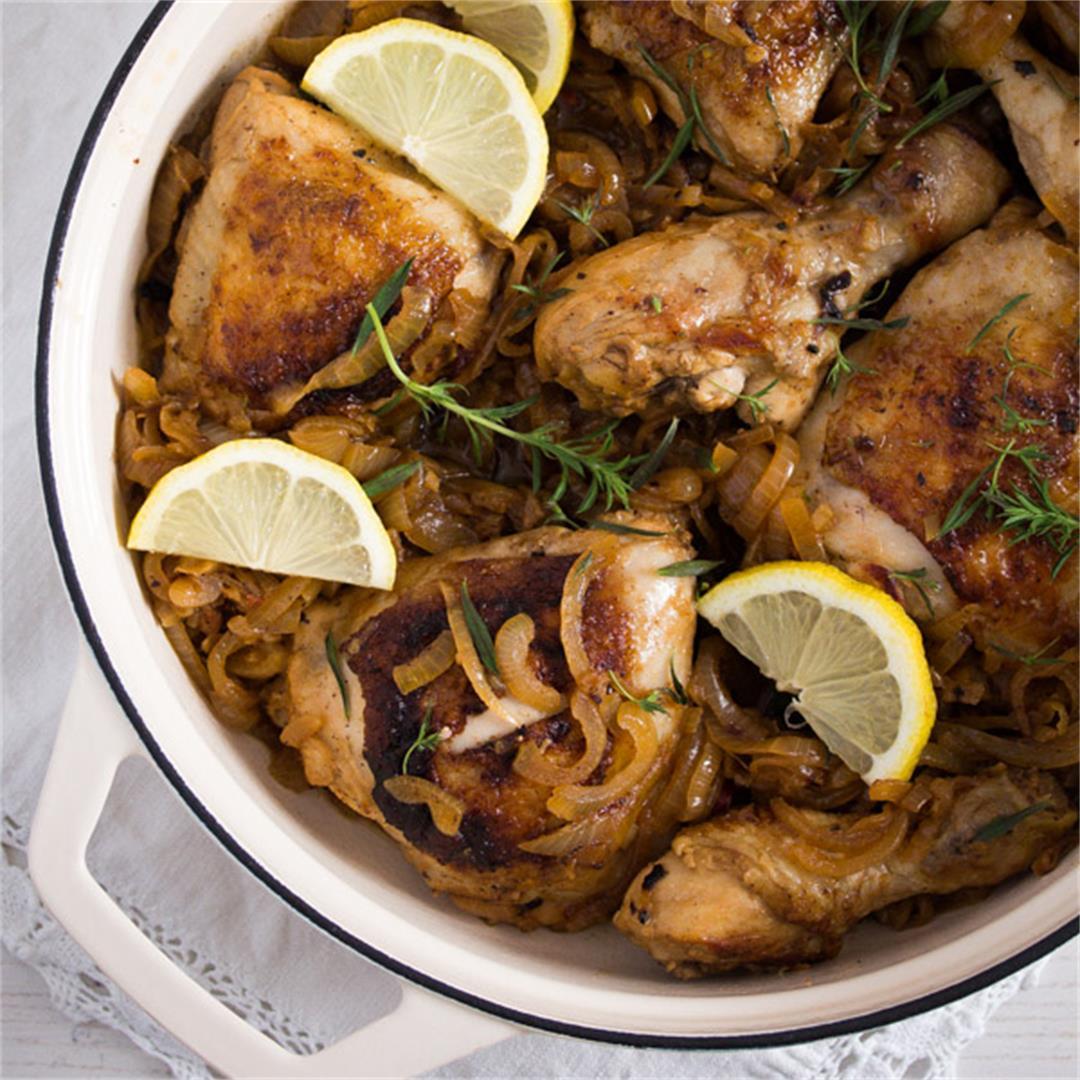 Senegalese Chicken Stew – Yassa Chicken – African Food