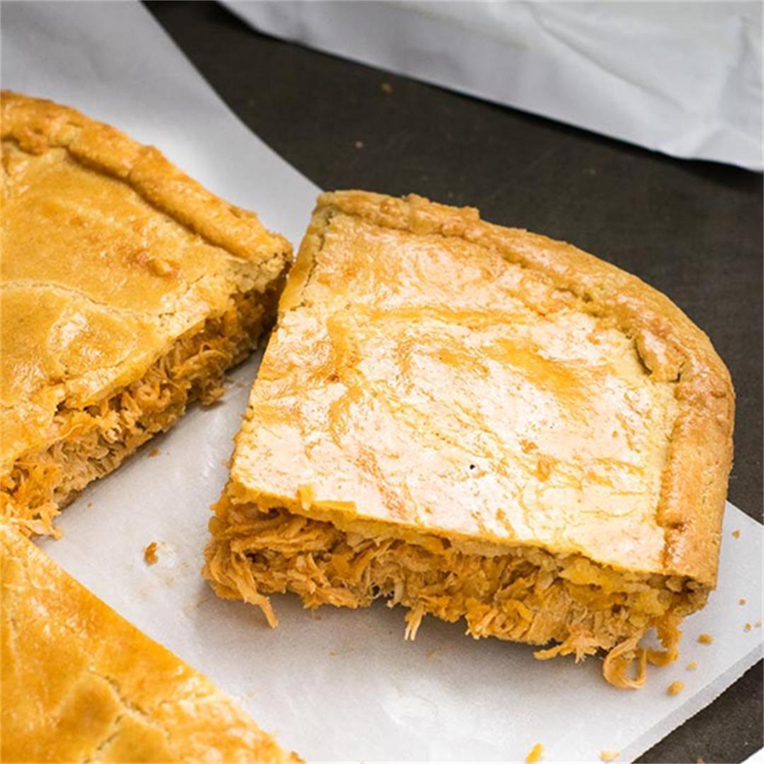 Brazilian Chicken Pie