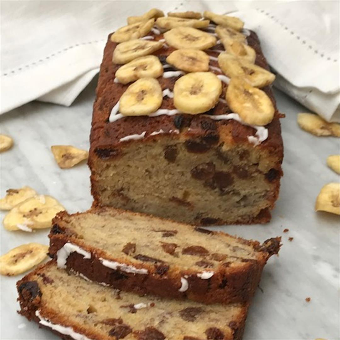 Rum Banana Bread