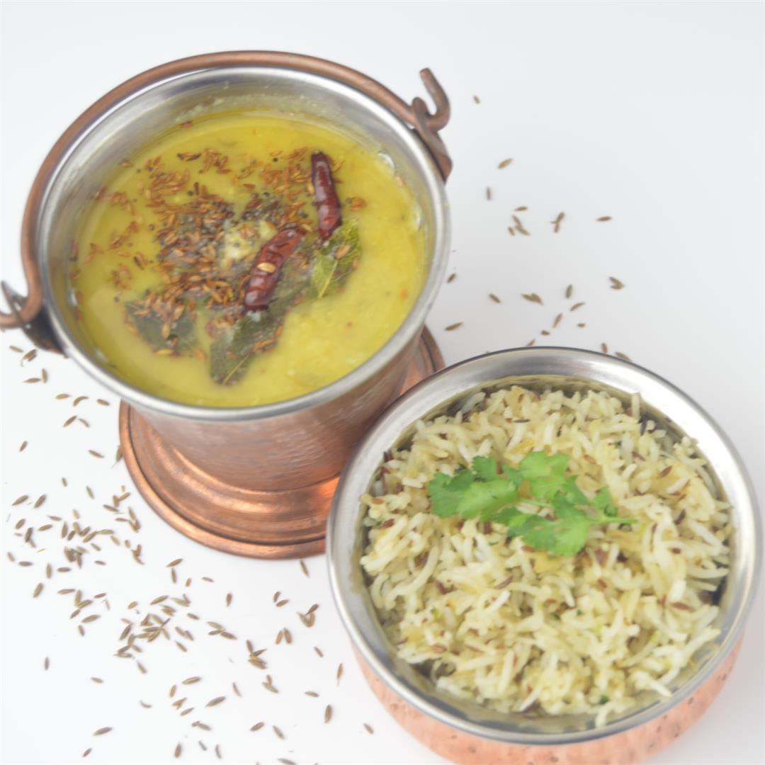 Jeera Rice/ Cumin flavoured rice