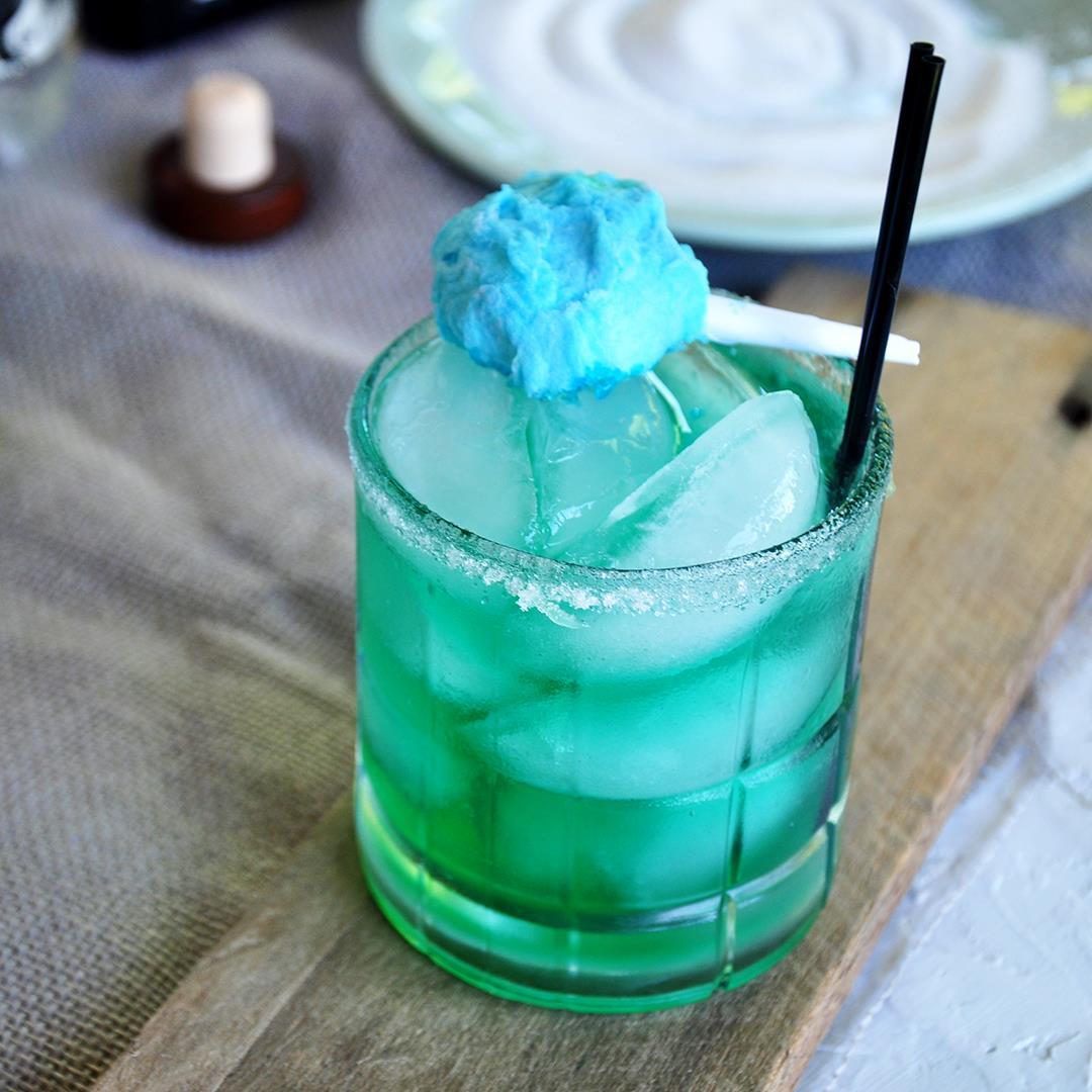 Cotton Candy Margarita Ramshackle Pantry