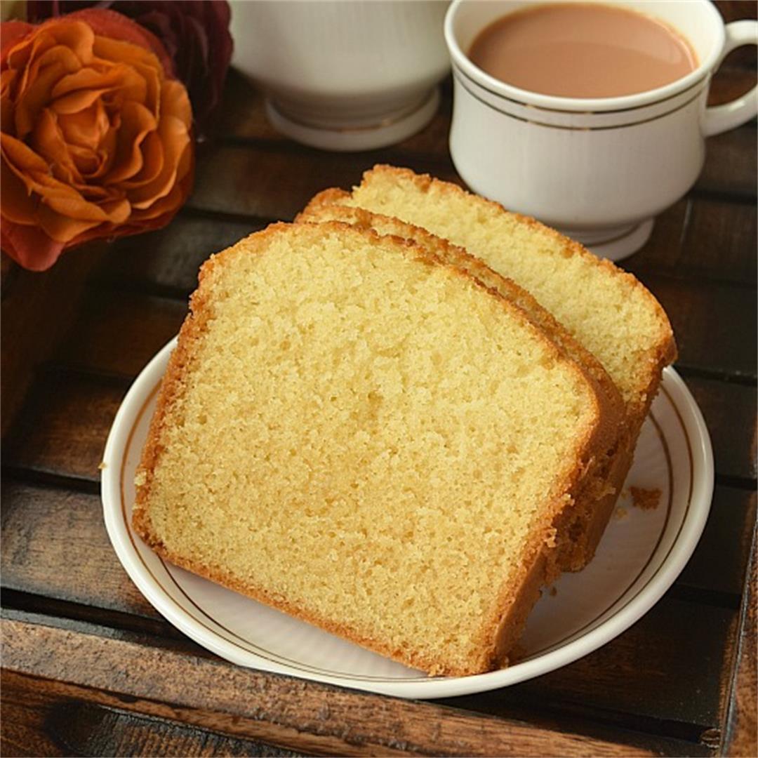 Tea Cake / Sponge Cake
