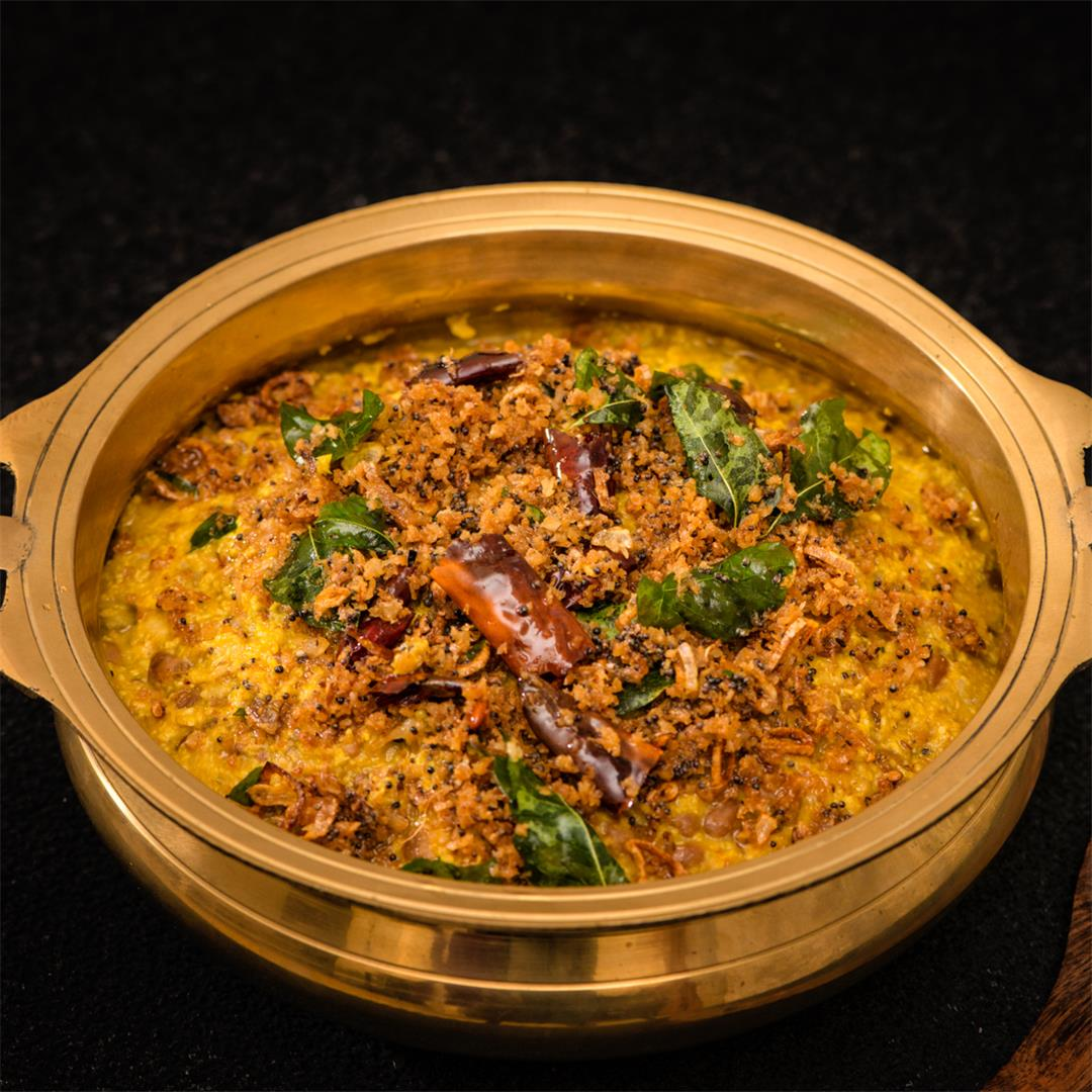 Koottu Erissery (Sadya Special), Mix Vegetable curry