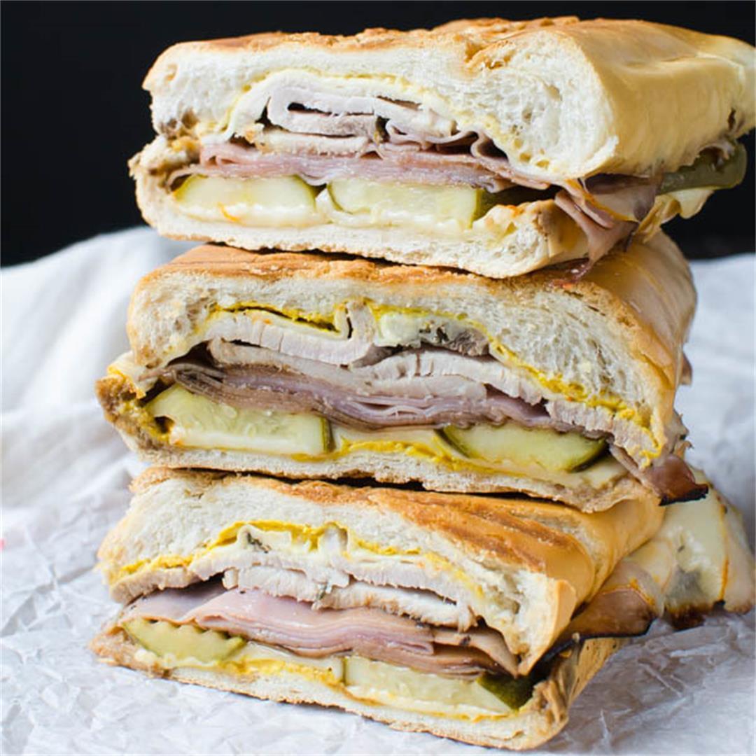 (In) Authentic Cuban Sandwich