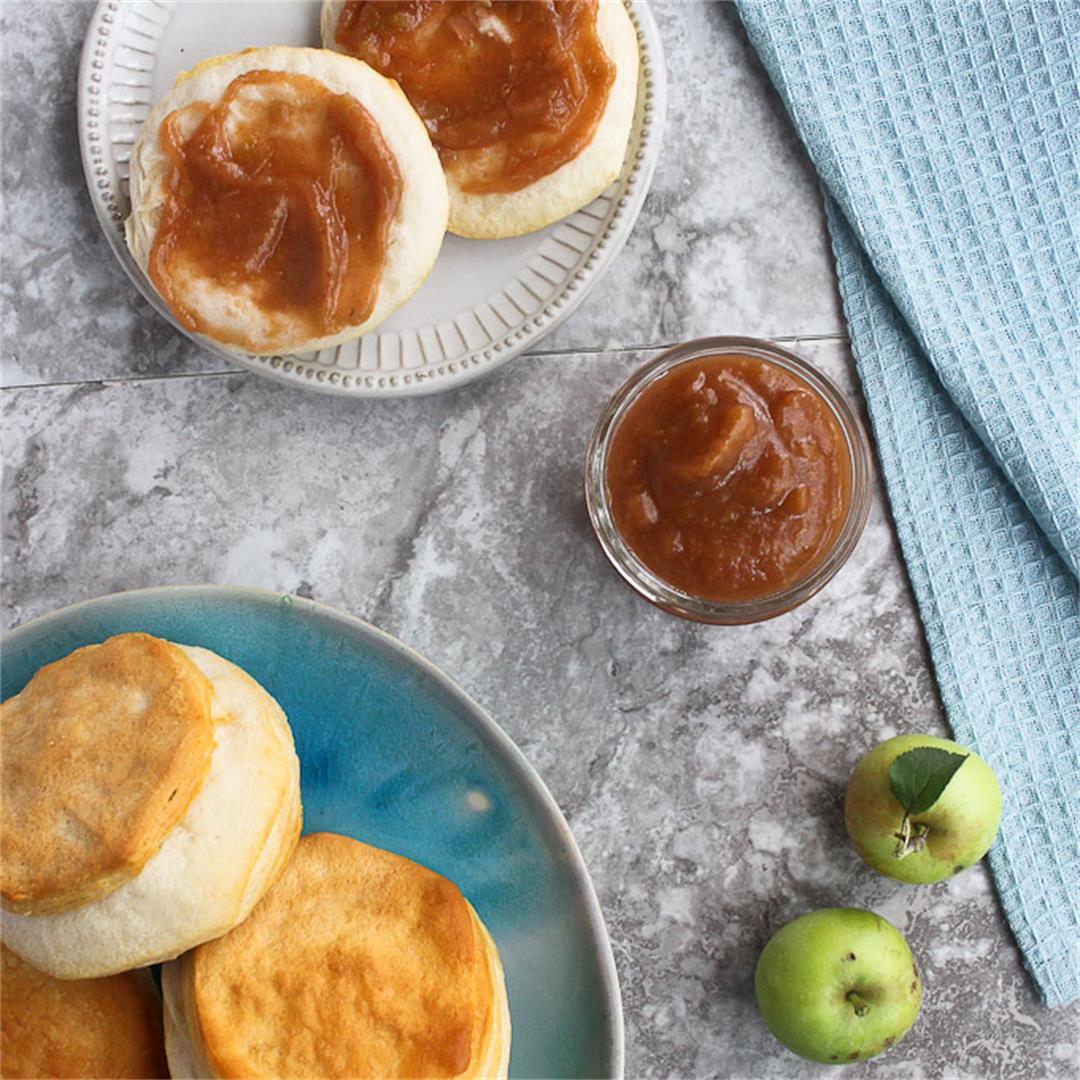 Crabapple Recipe: Slow Cooker Apple Butter