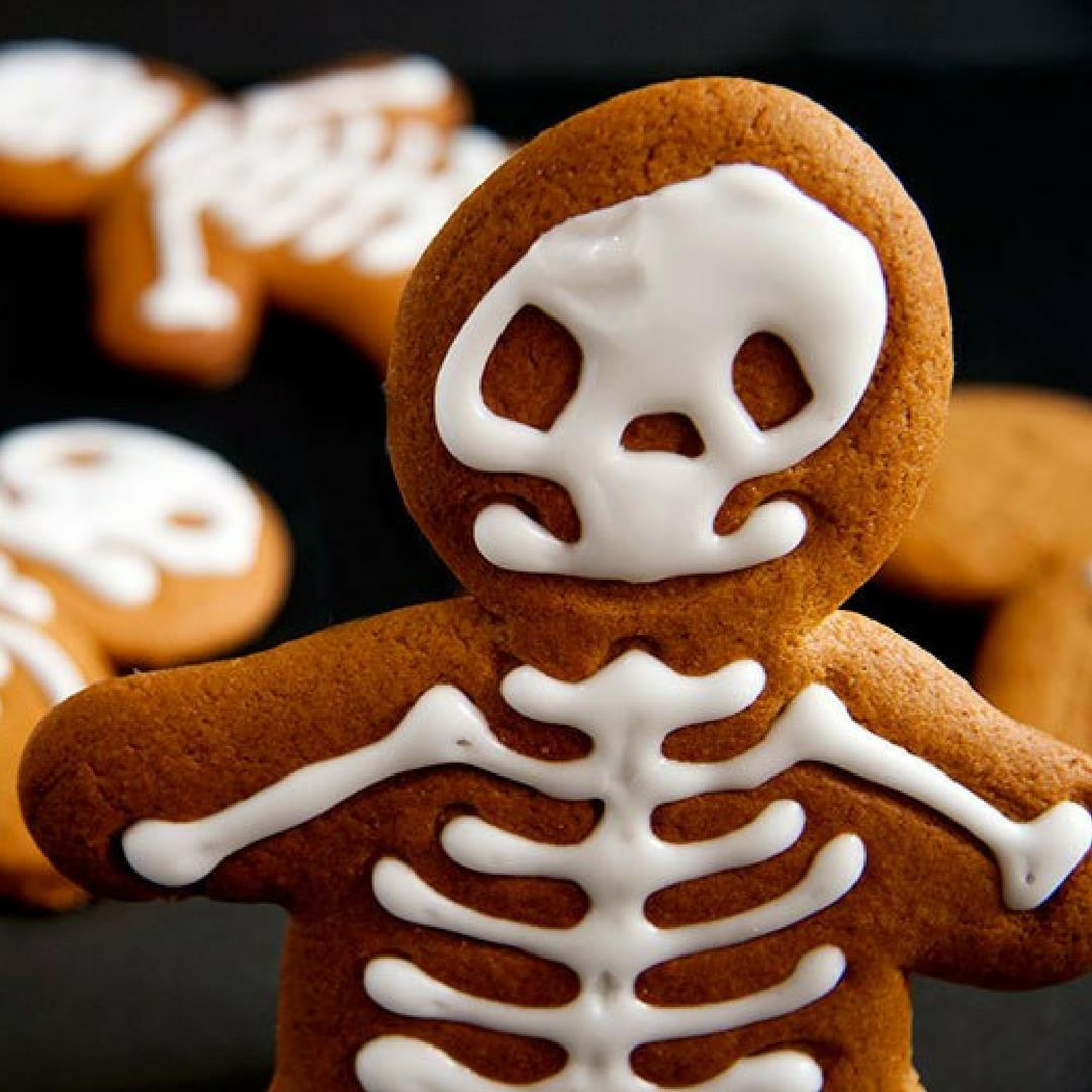 Halloween Gingerdead Men