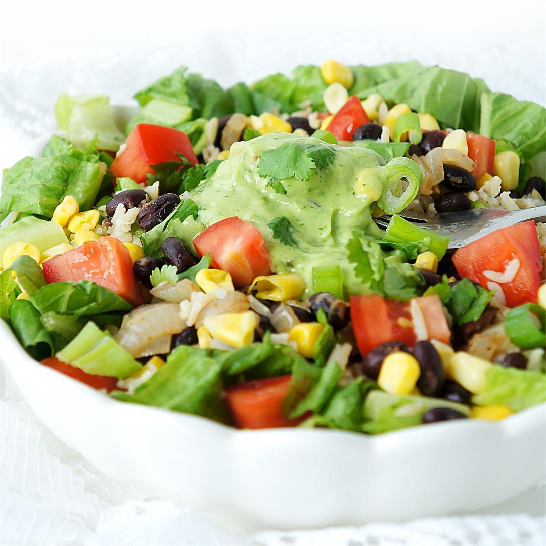 Mexican Black Bean Meal Prep Bowls