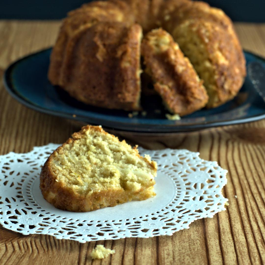 Apple Lemon Quick Bread