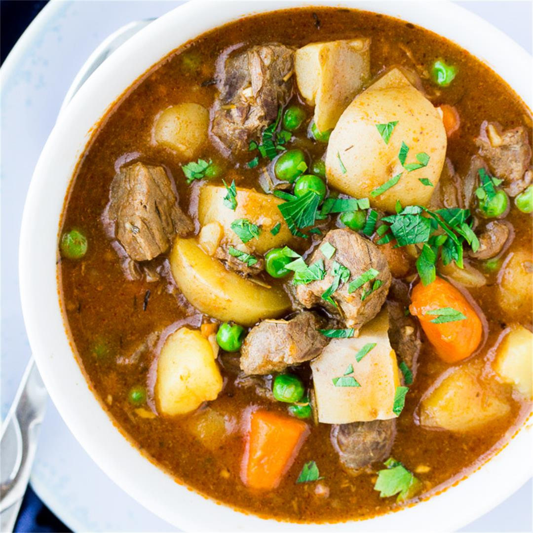 Instant PotHomemade Beef Stew