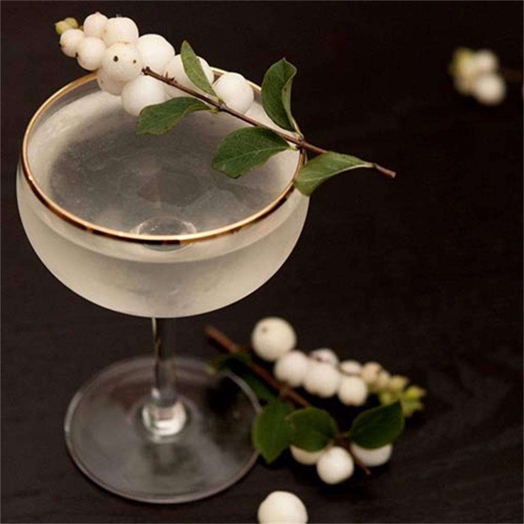 "The ""Phantom Love Song"" Sake Cocktail"