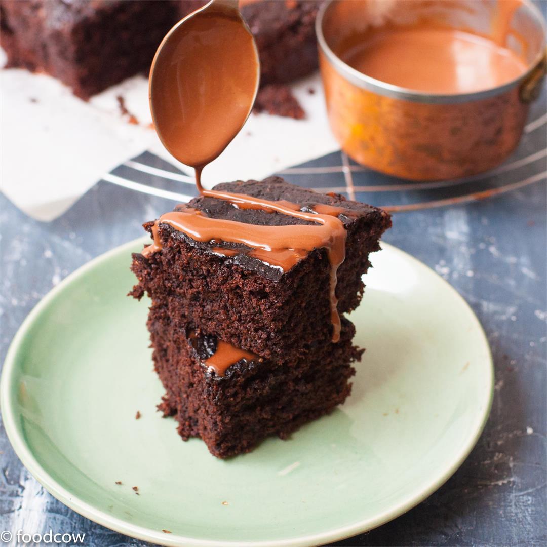 Gluten Free Fudgy & Decadent Chocolate Oats Brownie
