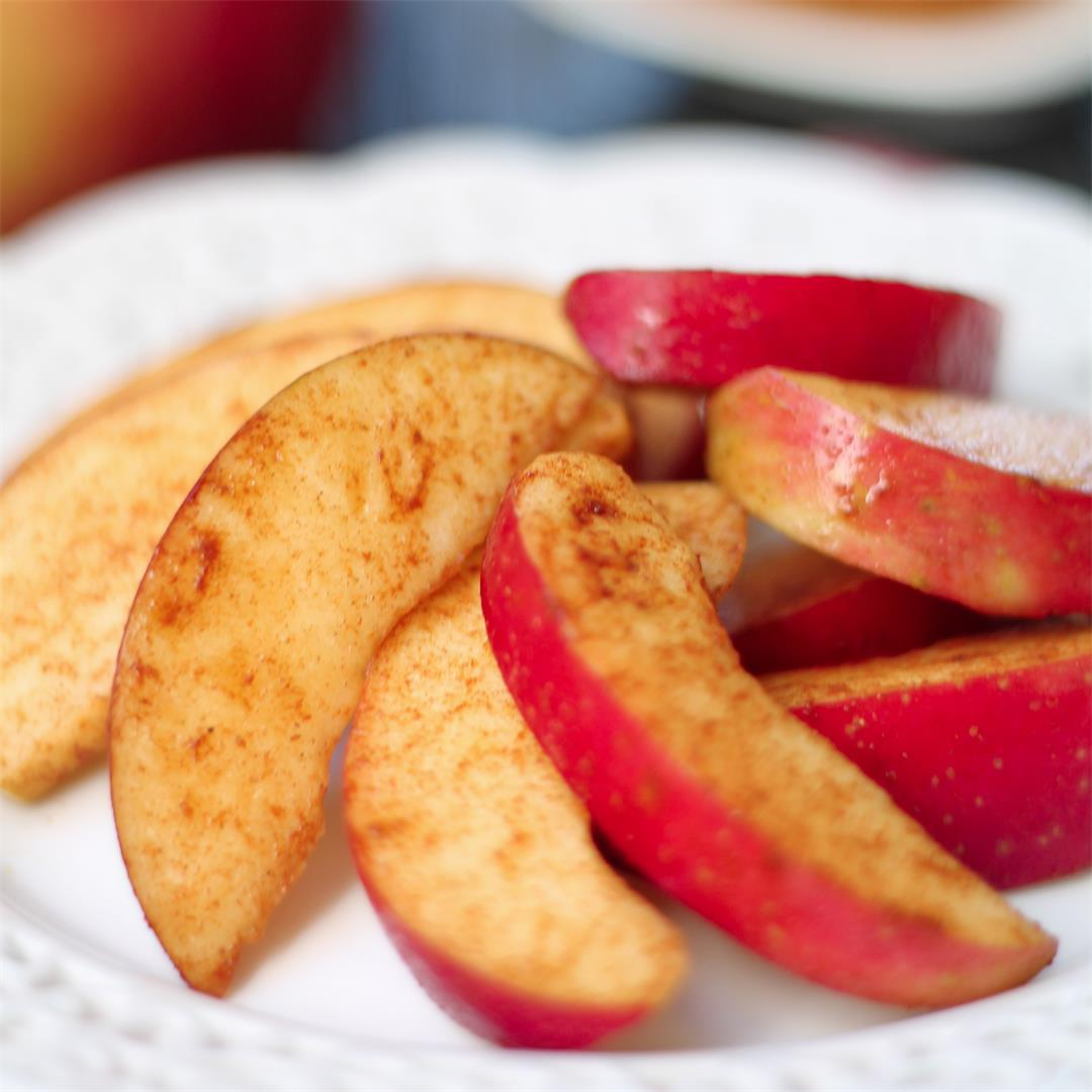 Easy Cinnamon Apple Snacks