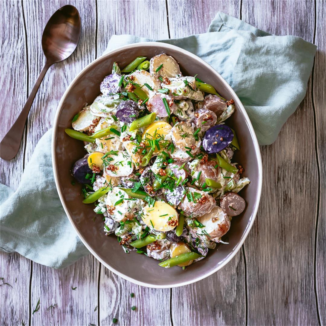 Potati Green Bean Salad
