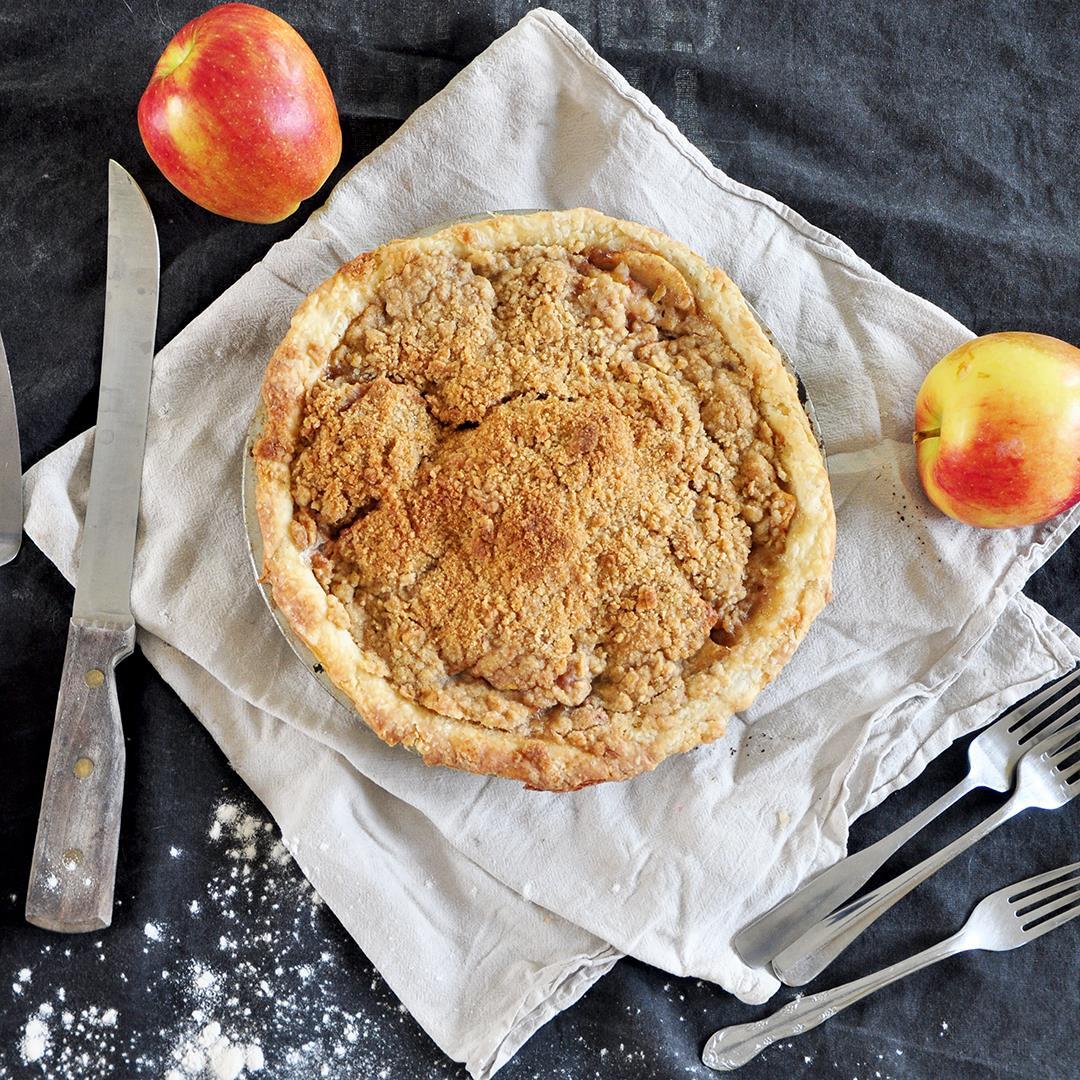 Simple Dutch Apple Pie Recipe