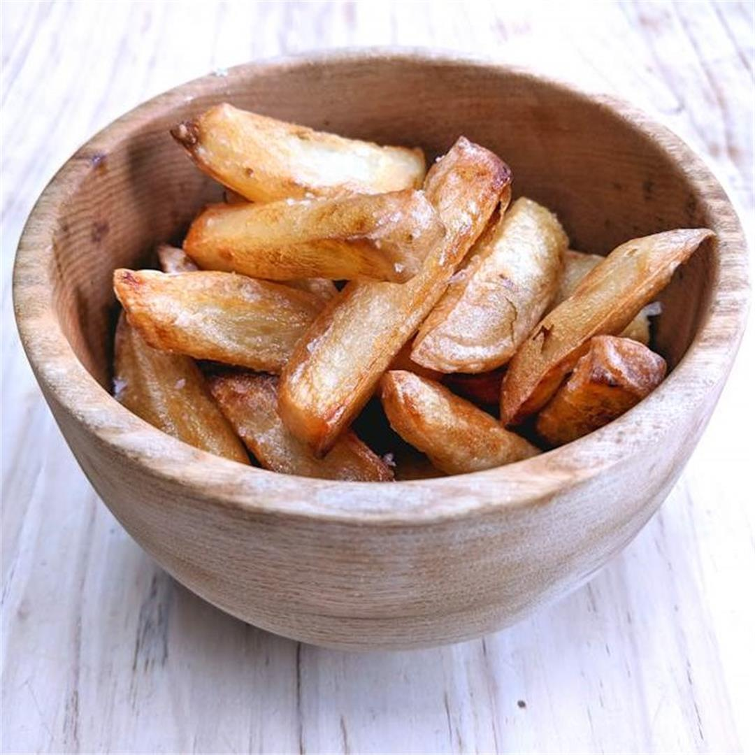 Perfect crunchy chips