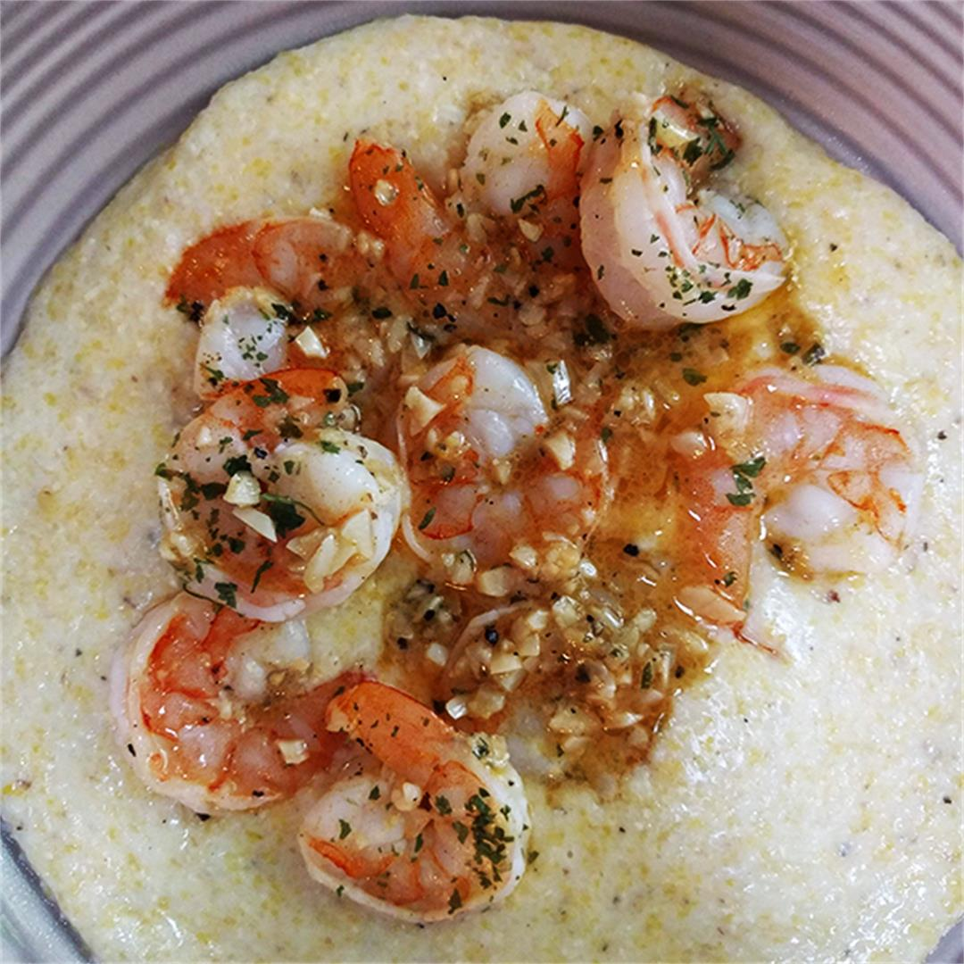 Mimi's Shrimp and Grits