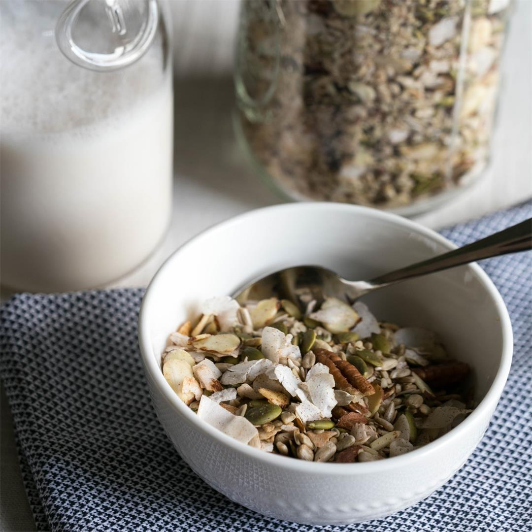 Low Carb Muesli