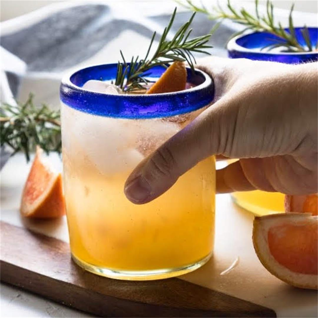 Grapefruit Gin Cocktails