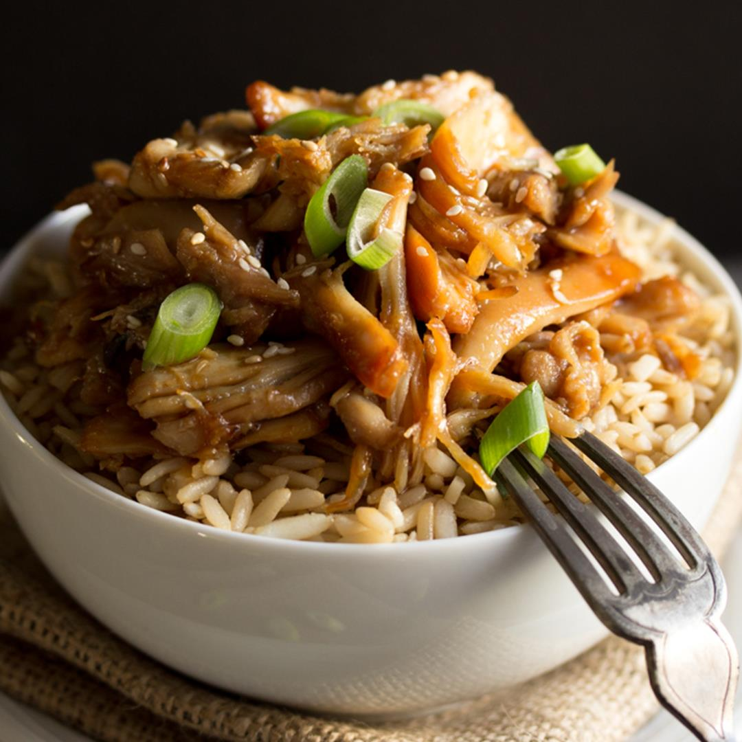 Easy Slow Cooker Chicken Teriyaki Recipe