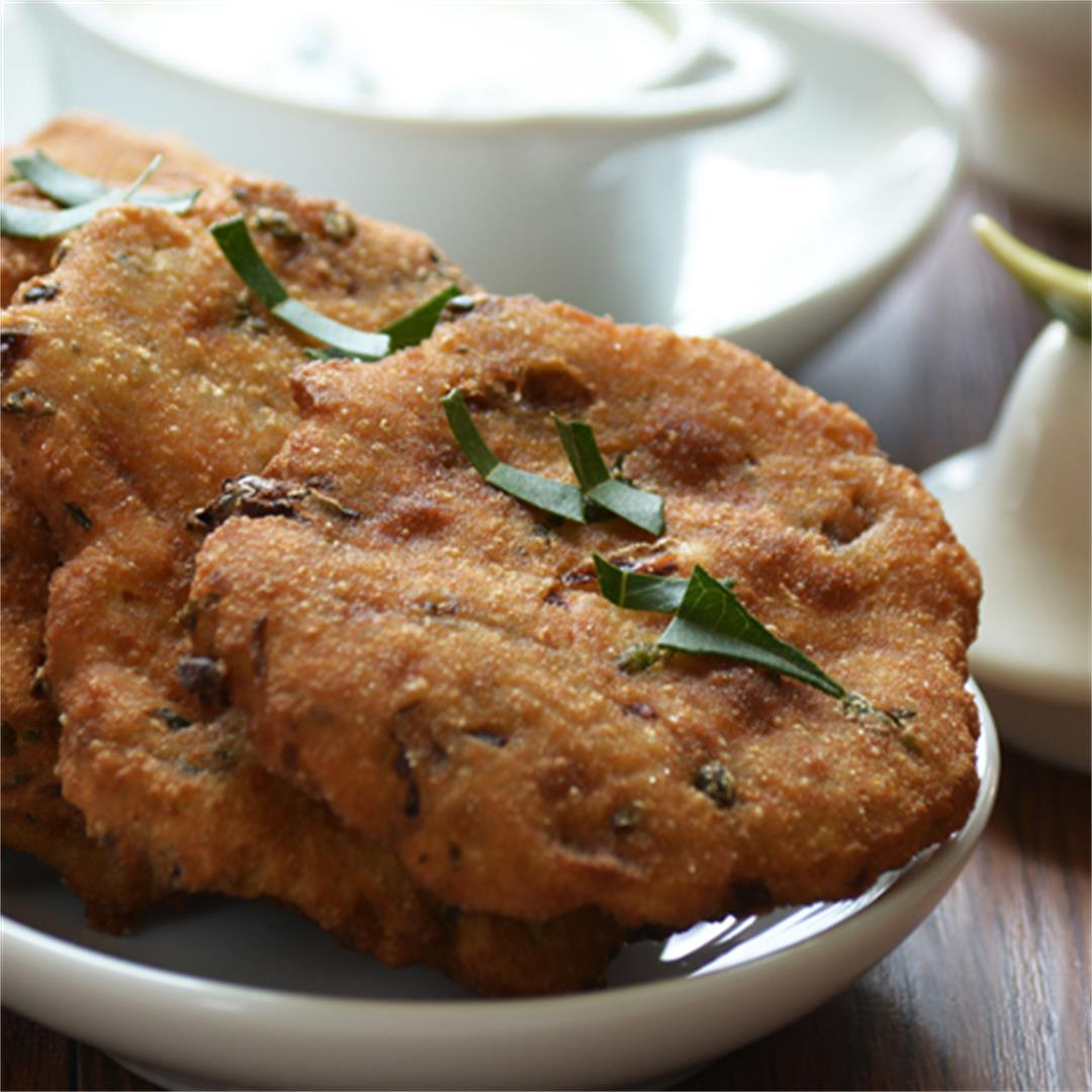 Maddur Vada, super quick evening snack