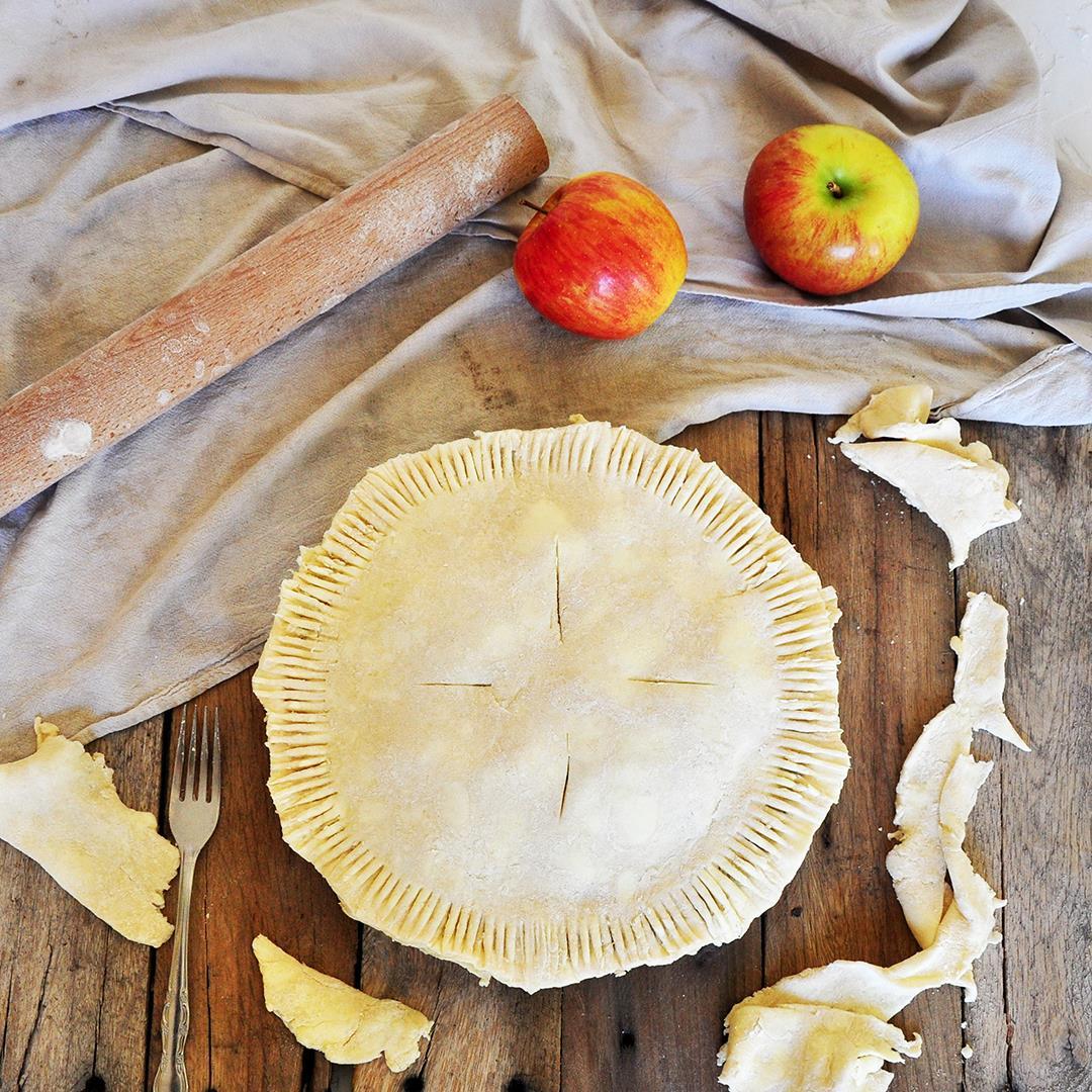 Best Butter Pie Crust