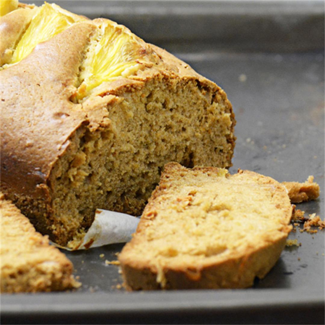 Best Pineapple bread recipe