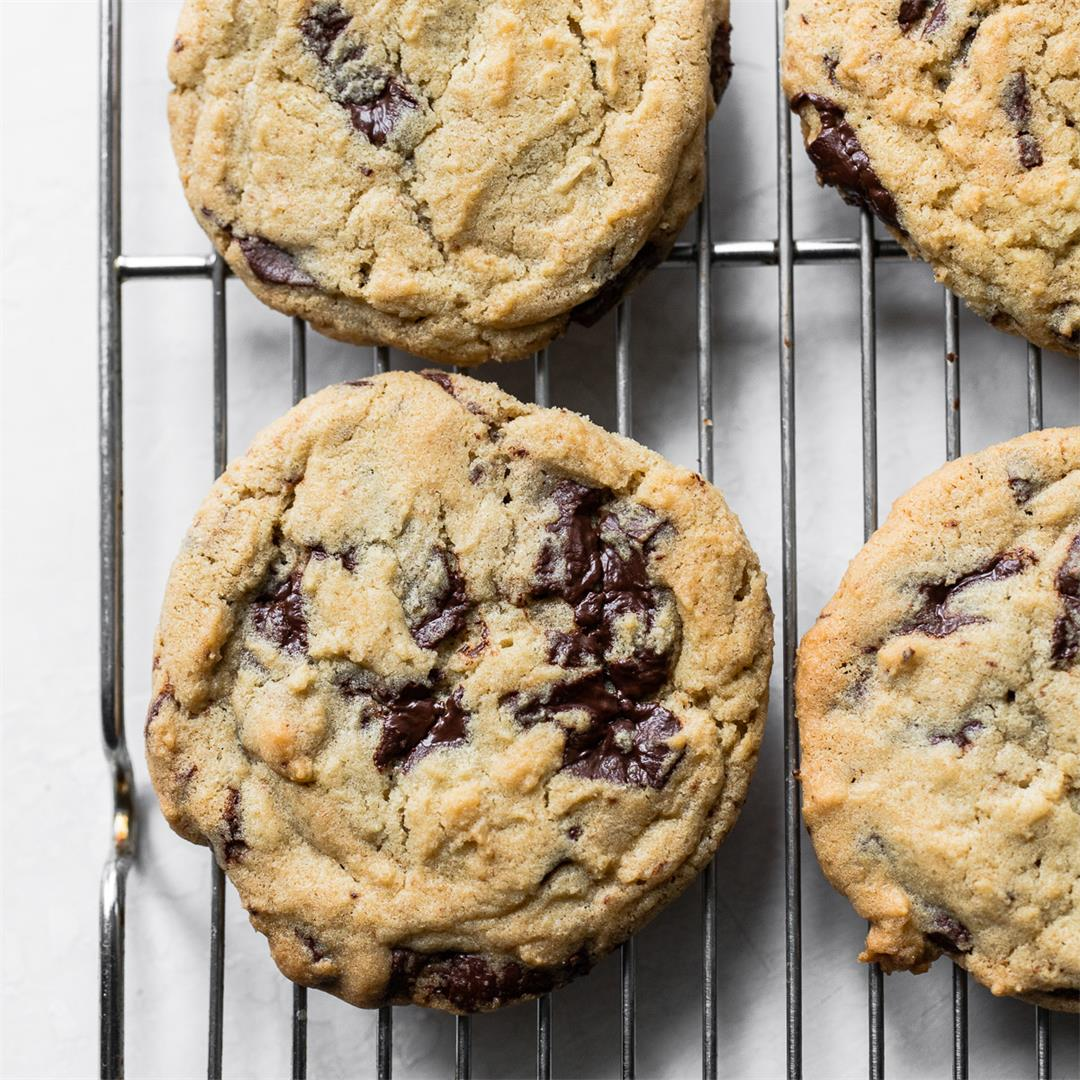 Ultimate Chewy Chocolate Chip Cookies