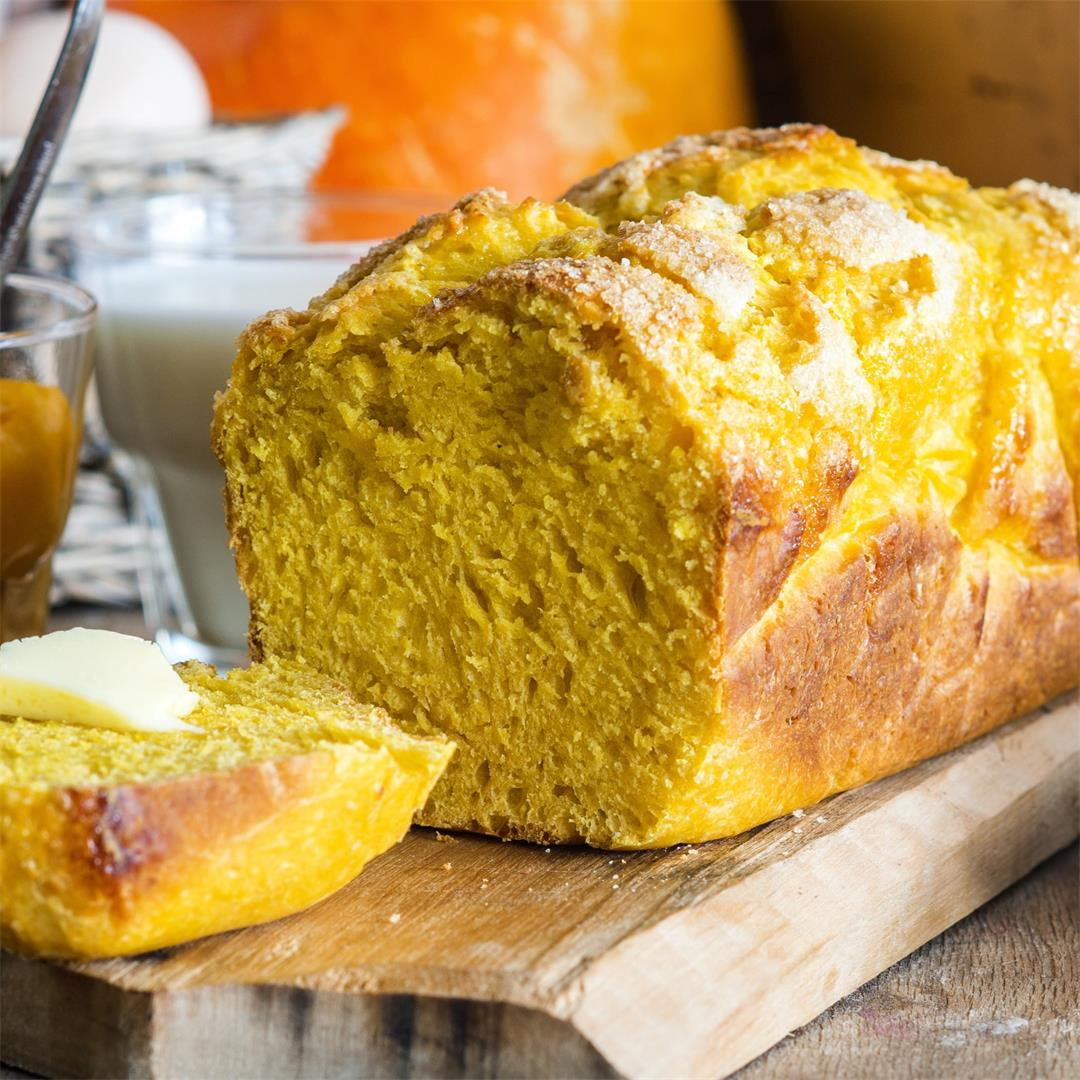 How To Make Pumpkin Bread In The Airfryer