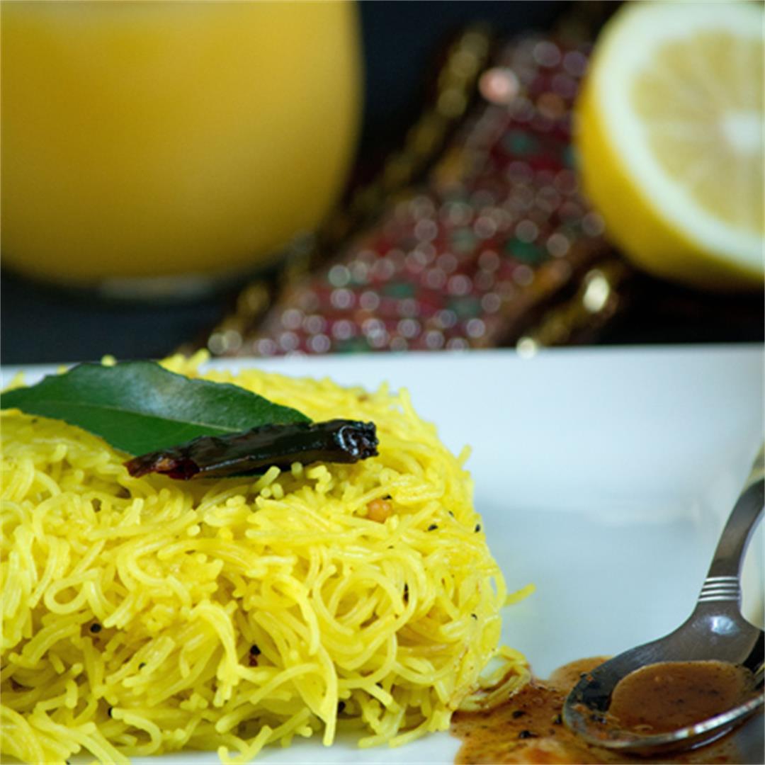 Lemon Vermicelli
