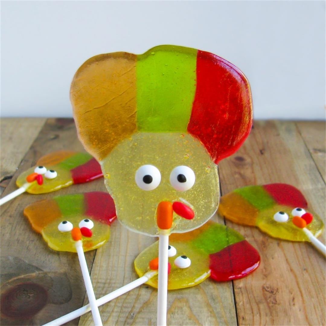 Turkey Suckers