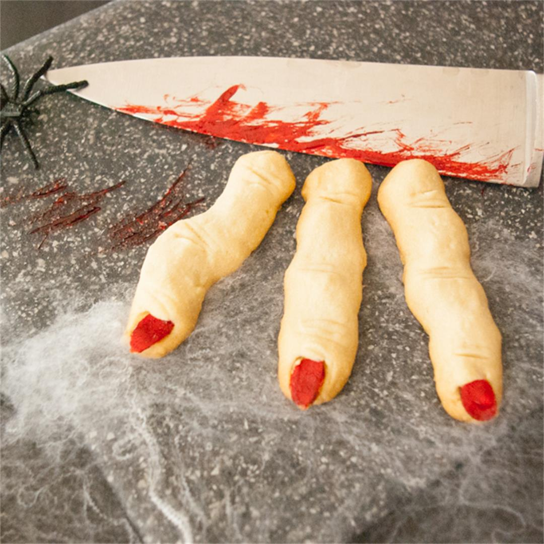 Scary Witch Fingers