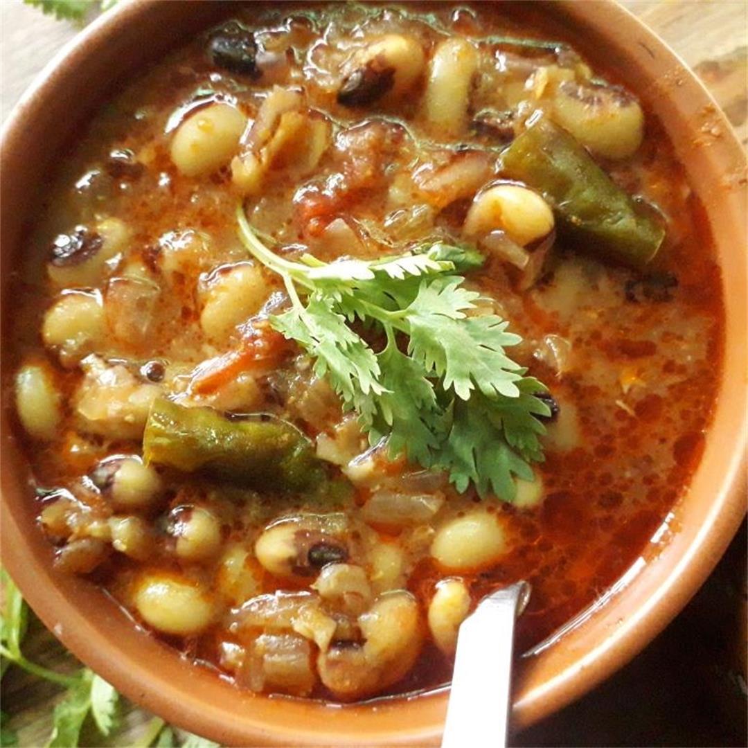 Lobia Curry