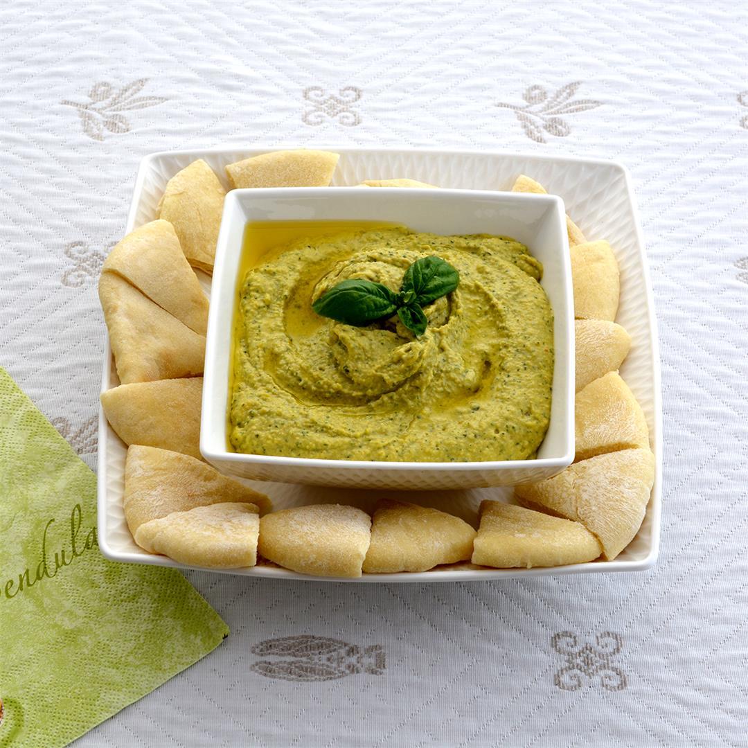 Fava Bean Hummus