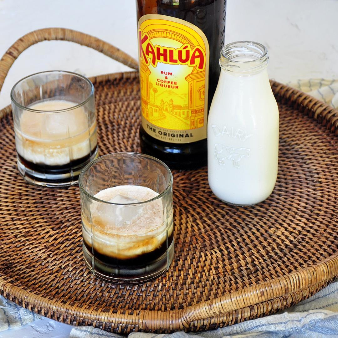 Classic White Russian Recipe