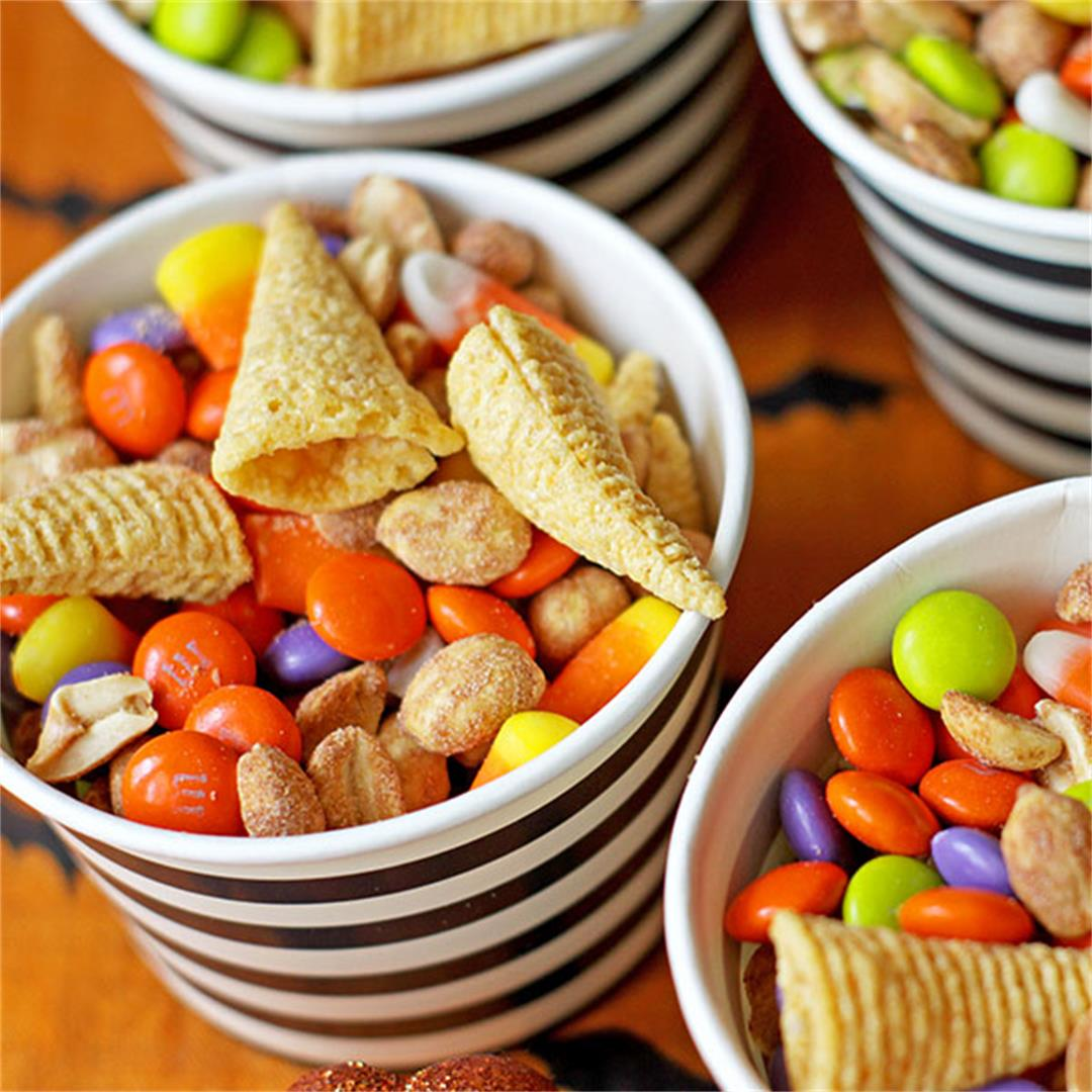 Fall Snack Mix Remixes