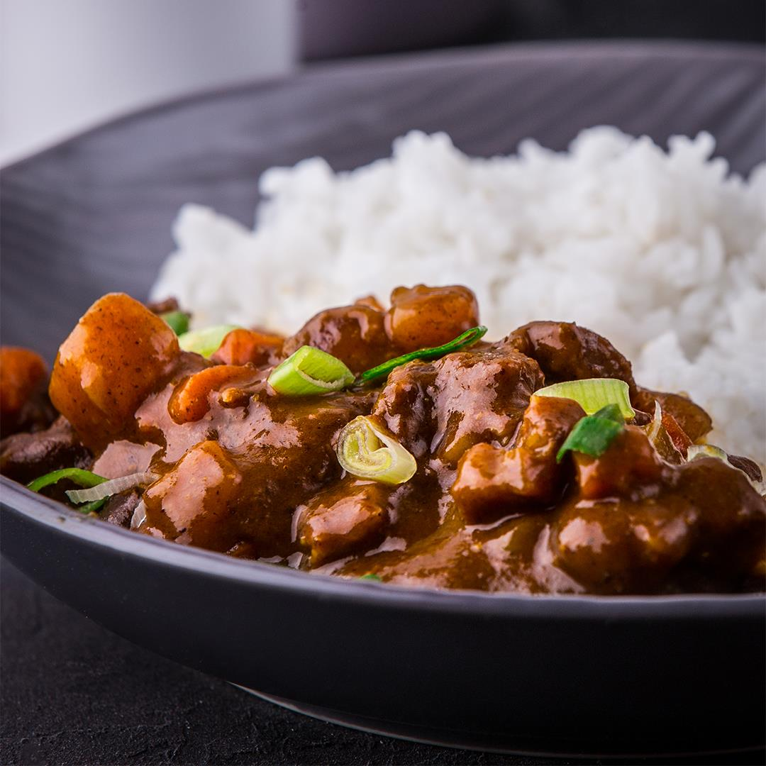 Japanese Beef Curry From Scratch! Learn how to make it better.