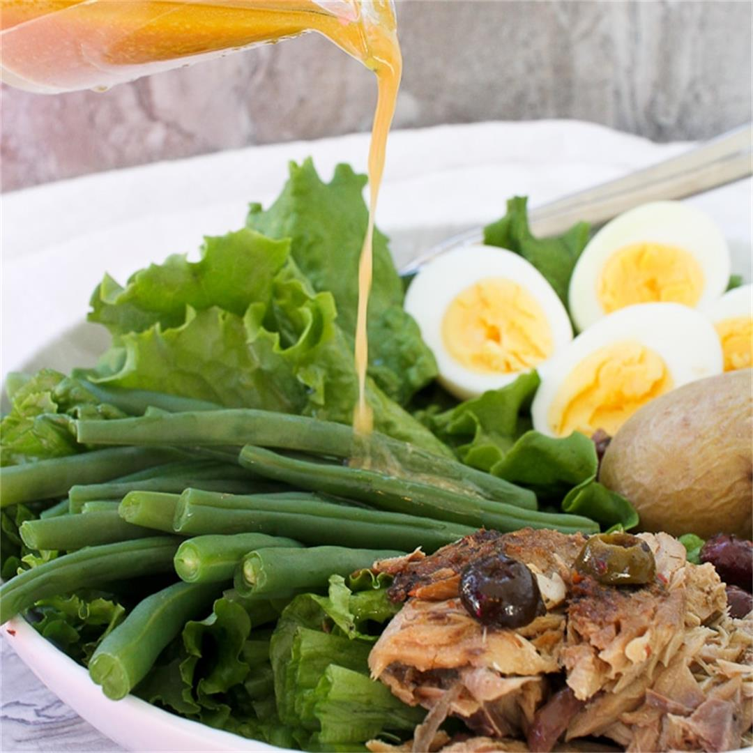 Mackerel Nicoise: An Easy Seafood Salad