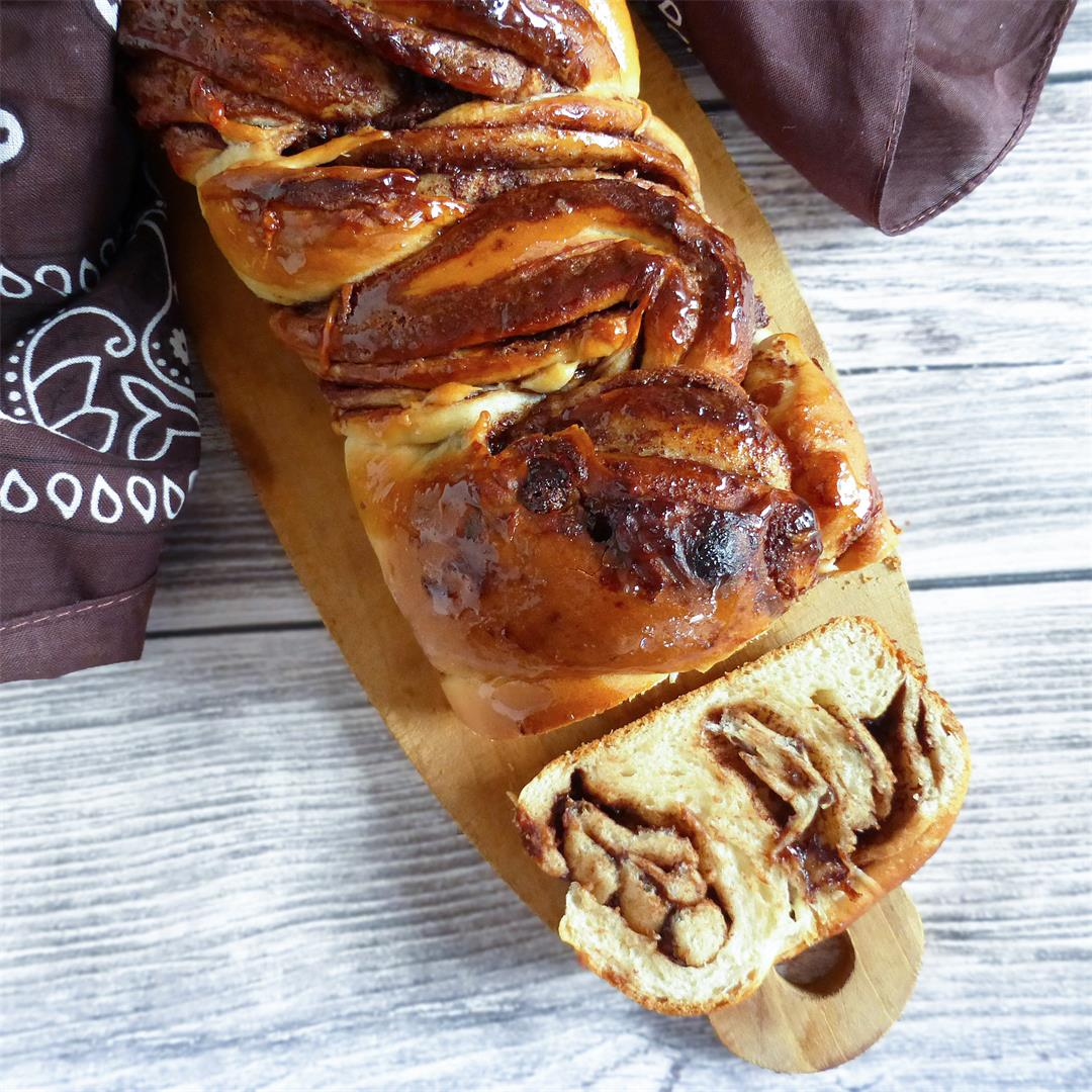 Nutella Babka from Scratch