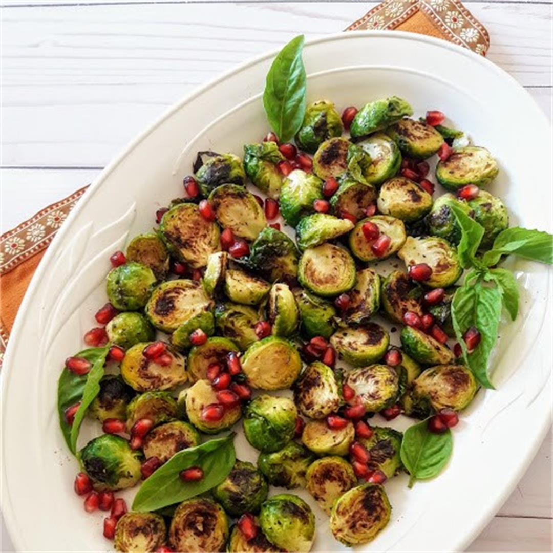 Classic Crispy Brussels Sprouts
