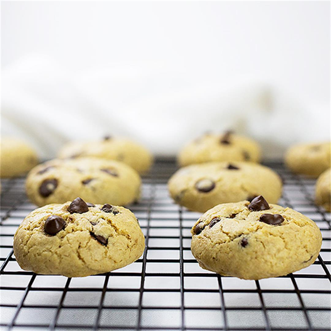 Gluten Free Dairy Free Chocolate Chip Cookies