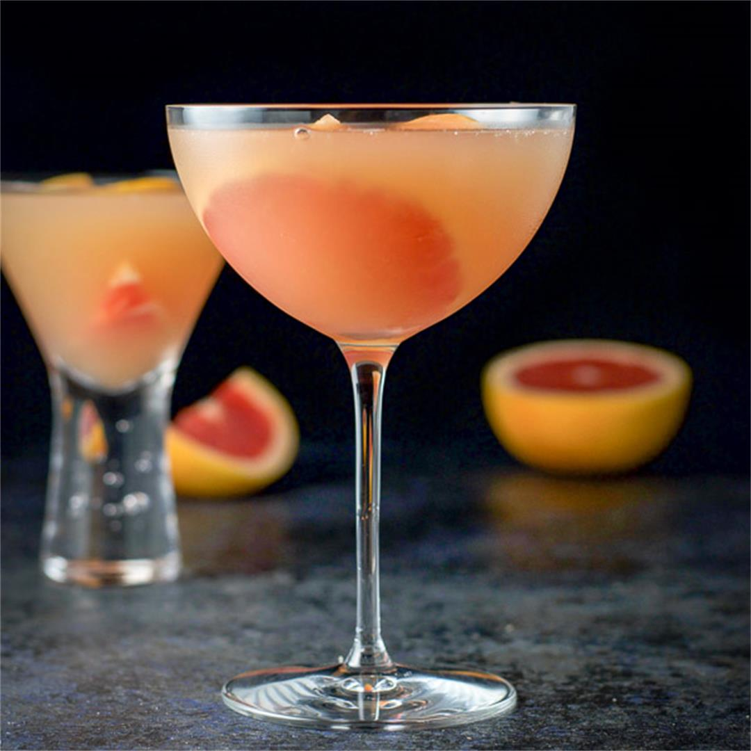 Ruby Red Grapefruit Cosmo