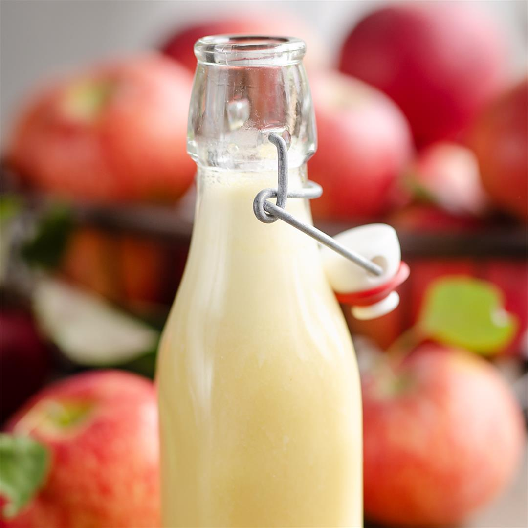 Light Apple Cider Vinaigrette